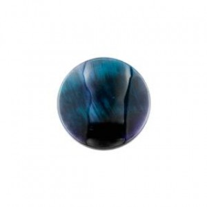 "MY IMENSO INSIGNIA CAT-EYE ""BLUE""  24CM - 77263"