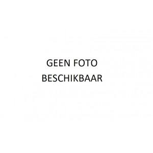 GOUDEN CHOKER MET 0.15CT BRILJANT 45CM - 10382