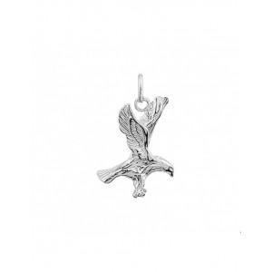 bedel zilver arend - 60110